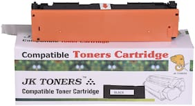 JK TONERS 410A (CF410A, CF411A, CF412A, CF413A) Black Toner Cartridge Compatible with HP Color Laserjet Pro MFP  M452nw CF 410