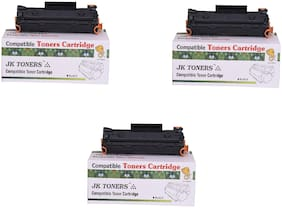 JK TONERS 79A / 279A Toner Cartridge Compatible With HP 279 / CF279A Use In LaserJet Pro MFP M26 Printers Single Color Toner (unit 3)
