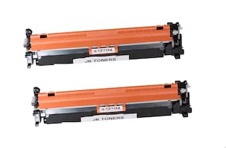 JK TONERS 18A Toner Cartridge Compatible with HP CF218A Laserjet Pro M104  M104a  M104w  M132 MFP  M132a MFP  M132fn MFP  M132fw  M132nw  M132snw (Without chip)