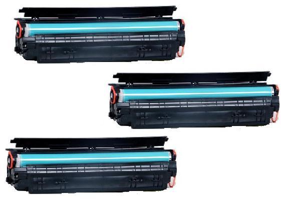 JK TONERS 925 Toner Cartridge Compatible for Use In Canon Laser Shot LBP6018B  Pack of 3