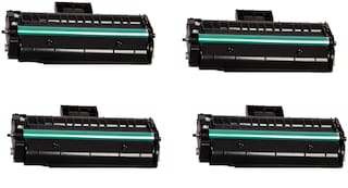 JK TONERS Cartridge Compatible with Ricoh SP 200SN, SP 200, SP 200N,  SP 212Nw, SP 212SNw, SP 212SFNw (Pack 4)