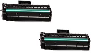 JK TONERS Cartridge Compatible with Ricoh SP 200SN, SP 200, SP 200N,  SP 212Nw, SP 212SNw, SP 212SFNw (Pack 2)