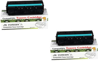 JK TONERS Cartridge Compatible with Ricoh SP 111 / SP 111SU / SP 111SF / SP111 (Pack of 2)