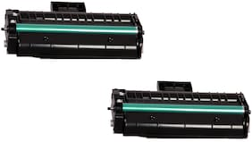 JK TONERS Cartridge Compatible with Ricoh SP 200SN, SP 200, SP 200N, SP 200S, SP 200SU, SP 202SN, SP 203SFN, SP 203SF, SP 210, SP 210SU, SP 210SF, SP 212Nw, SP 212SNw, SP 212SFNw (Pack 2)