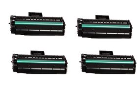 JK TONERS Cartridge Compatible with Ricoh SP 200SN, SP 200, SP 200N, SP 200S, SP 200SU, SP 202SN, SP 203SFN, SP 203SF, SP 210, SP 210SU, SP 210SF, SP 212Nw, SP 212SNw, SP 212SFNw (Pack 4)
