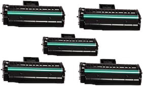 JK TONERS Cartridge Compatible with Ricoh SP 200SN, SP 200, SP 200N, SP 200S, SP 200SU, SP 202SN, SP 203SFN, SP 203SF, SP 210, SP 210SU, SP 210SF, SP 212Nw, SP 212SNw, SP 212SFNw (Pack 5)