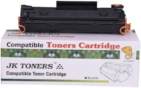 JK TONERS CF233A / 233a / 233 Toner Cartridge Compatible with hp LaserJet Ultra MFP M134fn, 134a, 106a Single Color Toner (unit 1).