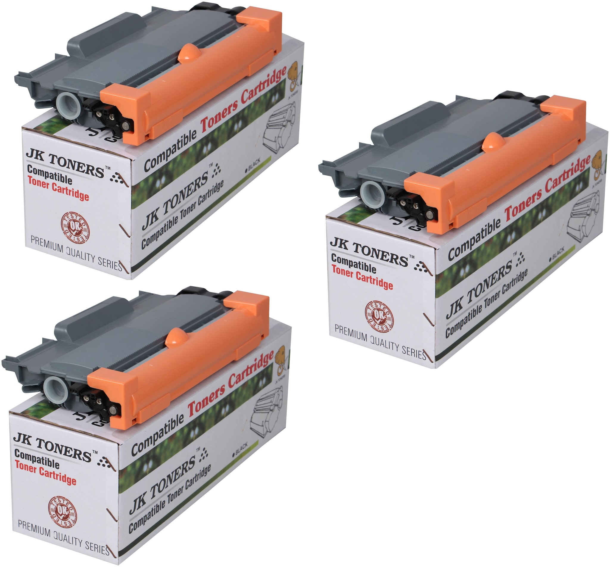 JK TONERS TN 2260/2280 Cartridge Compatible with Brther HL 2215/2235 / 2220/2225 / 2230/2240 / 2242D / 2250/2260 / 2270DW / 2275DW / MFC7360 / 7362N /