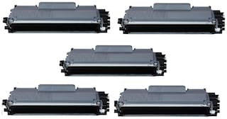 JK TONERS TN 2260/ TN2280 / TN2260 Toner Cartridge Compatible with Brothr HL 2215/2235 / 2220/2225 / 2230/2240 / 2242D / 2250/2260 / 2270DW / 2275DW / MFC7360 / 7362N / 7460DN