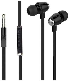Joy HS-007 In Ear Earphone (Black)