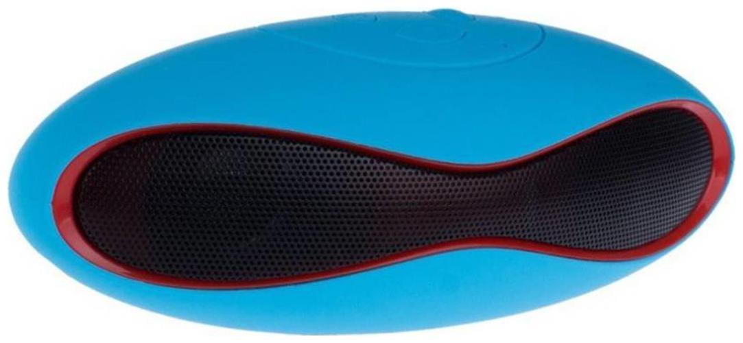 Ru gby Sound Bluetooth Speaker Portable Mobile/Tablet Speaker   Black, Red, 2.1 Channel