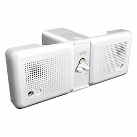 jWIN JS-P75 iPod, MP3, Computer, & All Portable Audio Device Stereo Speakers