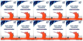K7 Antivirus Premium - Pack of 10