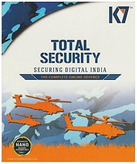K7 Total security ( 9 pc , 1 year )