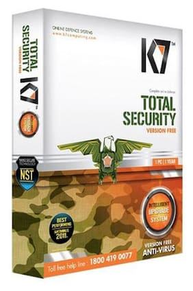 K7 Total Security 2012 (1 PC/1 Year)
