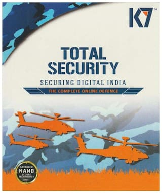 K7 Total security ( 10 pc , 1 year )