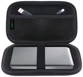 Kartik Shock Proof Hardisk Bag cover External 2.5 es Hard Disk Case for Backup Plus Slim