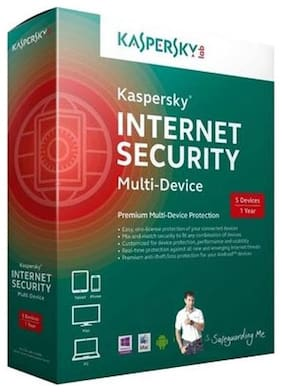Kaspersky Internet Security MultiDevice (5 PC/1 year)