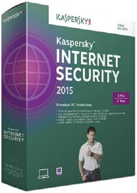 Kaspersky Internet Security 2015 (3 PC/3 Years)
