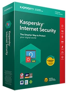 Kaspersky Internet Security 2018 1Pc 1Year New Slim Pack Automatically Upgrade (Cd,365 Days valid Serial Key)