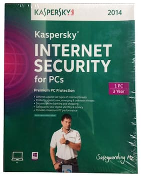 Kaspersky Internet Security 2014 (1 PC/3 Years)