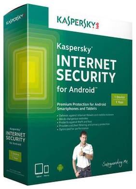 Kaspersky Internet Security ( 1 PC , 1 yr )
