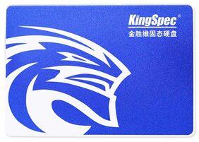 "KingSpec SATA III 3.0 2.5"" 64GB MLC Digital SSD Solid State Drive for Computer PC Laptop Desktop"