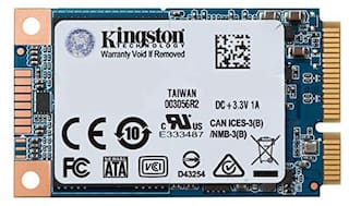 Kingston SSD SUV500 240GB Internal mSATA Hard Drive (SUV500MS/240GIN)
