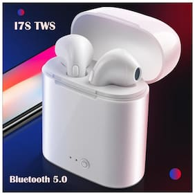 KIX2 i7s TWS True Wireless Bluetooth Headset ( White )