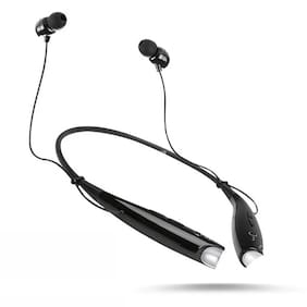 KONARRK HBs-730 In-Ear Bluetooth Headset ( Black )