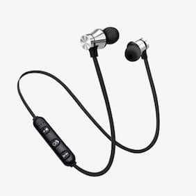 KONARRK K-1 In-Ear Bluetooth Headset ( Silver )