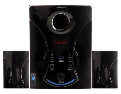 KRISONS 2.1 ETERNITY 2.1 Channel Home Audio System