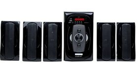 Krisons Fusion 5.1 Bluetooth Home Theater System 5.1 Speaker System