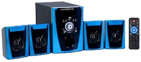 Krisons PBLU4.1BT 4.1 Channel Home Audio System