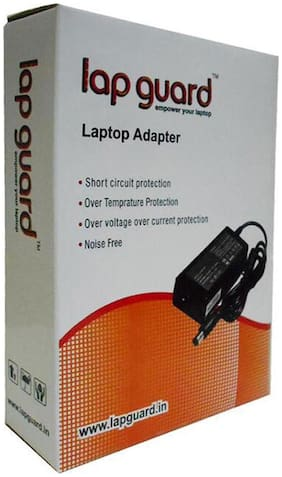 Lapguard Laptop Adapter For Acer 19V 3.95A 65W (Black)