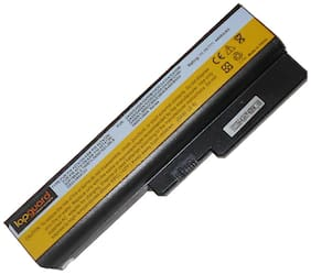 Lapguard Lithium-ion  6 Cell 4400 mAh Laptop Battery For Lenovo G450