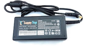 Lappy Top 30 W Laptop Adapter Without Power Cord For DELL MINI/ACER MINI (Black)