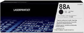 LASER PRINTJET Hp 88A Toner Cartridge Single Color Toner (Black)