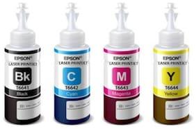 Epson EPSON L100,L110,L200,L220,350 Multi Color Ink Cartridge