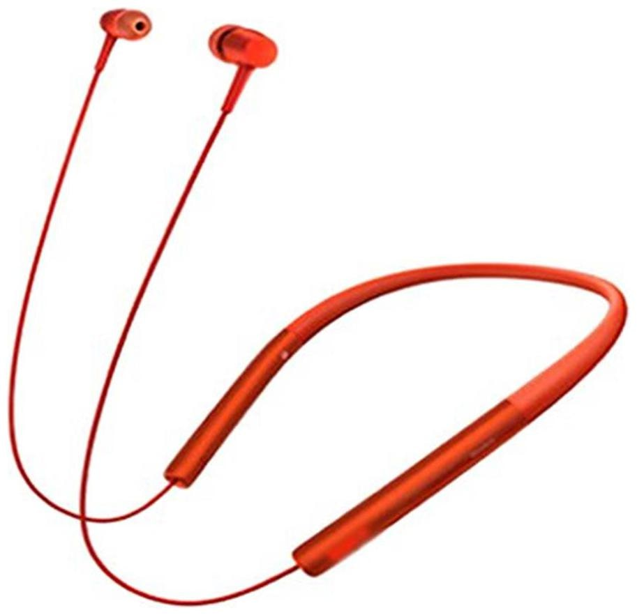 Latest Stylish Fashionable MM   MS750A Hear In U Type with Flexible Joint with Neckband, Waterproof Bluetooth Headphones