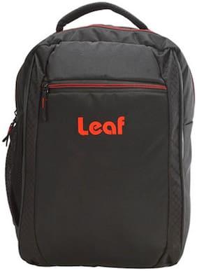 Leaf Backpack For 39.62 cm (15.6 inch) Laptop (Red)