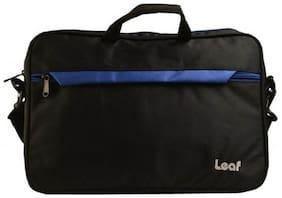Leaf Carry Case For 39.62 cm (15.6 inch) Laptop (Blue)