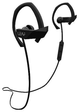 Leaf SPORT In-ear Bluetooth Headsets ( Black )
