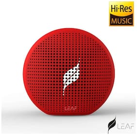 Leaf Pop- Portable Wireless Bluetooth Speaker with Mic, Loud and Clear Audio, SD card reader, Aux, FM Radio and PHONE STAND