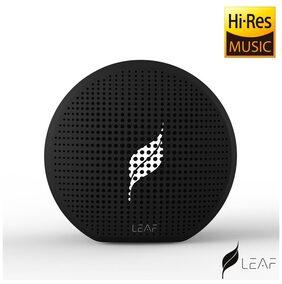 Leaf Pop Bluetooth Speaker(Carbon Black)