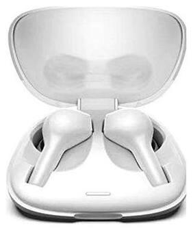 Lenovo HT06 True Wireless True Wireless Bluetooth Headset ( White )