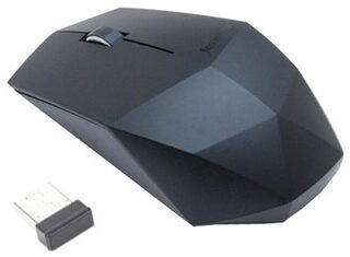 Lenovo N50 Wireless Optical Mouse (Black)