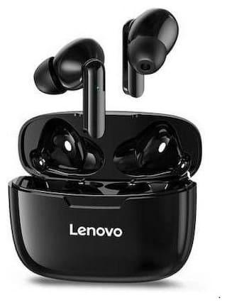 Lenovo XT90 True Wireless Bluetooth Headset ( Black )
