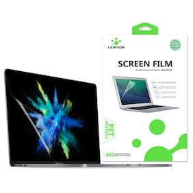 LENTION Clear Screen Protector Cover for MacBook Pro 13 A1706 A1708 A1989 A2289