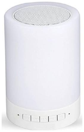 DS VISION Bluetooth Portable Speaker ( White )